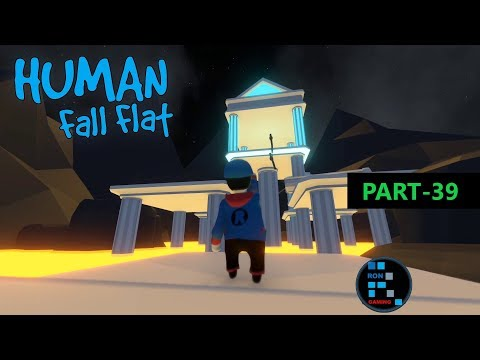 Human: Fall Flat | Funniest Game Ever Custom Map (PART-39)