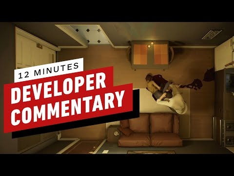 6-Minute Director Gameplay Commentary de 12 Minutes