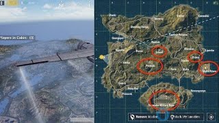 Best loot places in Erangel map(Two  dp28's in the same floor and a M24 with 8x scope) (part 1)