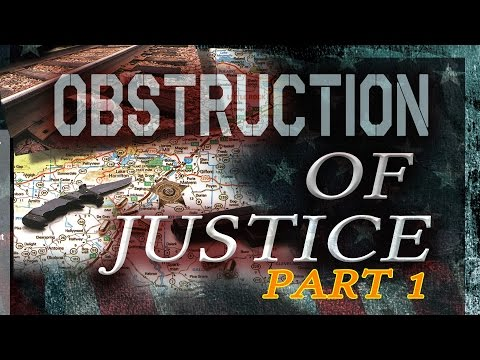 Obstruction of Justice (Part 1 of 2) The Clintons Machine murdered two boys on the railroad tracks!