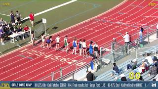 2019 Frisco ISD Track & Field - Day 1 Track Events