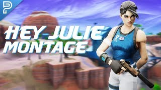 Hey Julie (KYLE, Ft. Lil Yachty)   A Fortnite Montage