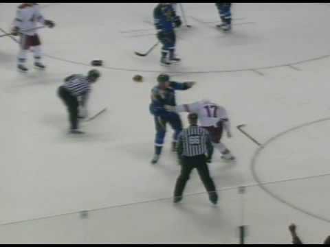 Brad Winchester vs. Todd Fedoruk