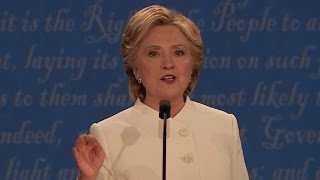 Clinton Responds To Emails Published By WikiLeaks