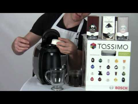 Review: Tassimo T20 Coffee Machine