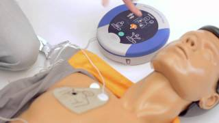 Défibrillateur HeartSine Samaritan 500P Demonstration