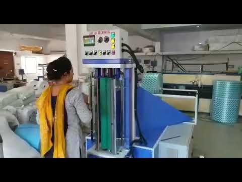 EPE Foam and air bubbel Bag Making Machine