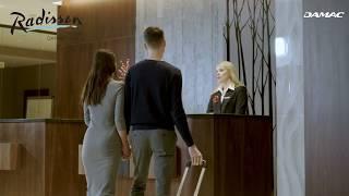 Video of Radisson Blu Hotel Apartments