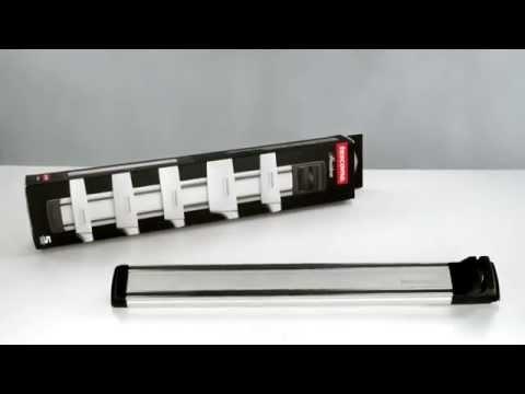 Video Tescoma President Magnetická lišta na nože 2
