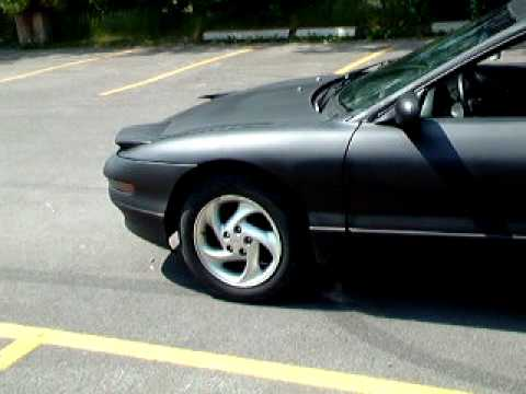 Probus - 1997 Ford Probe GT Spinning Wheels
