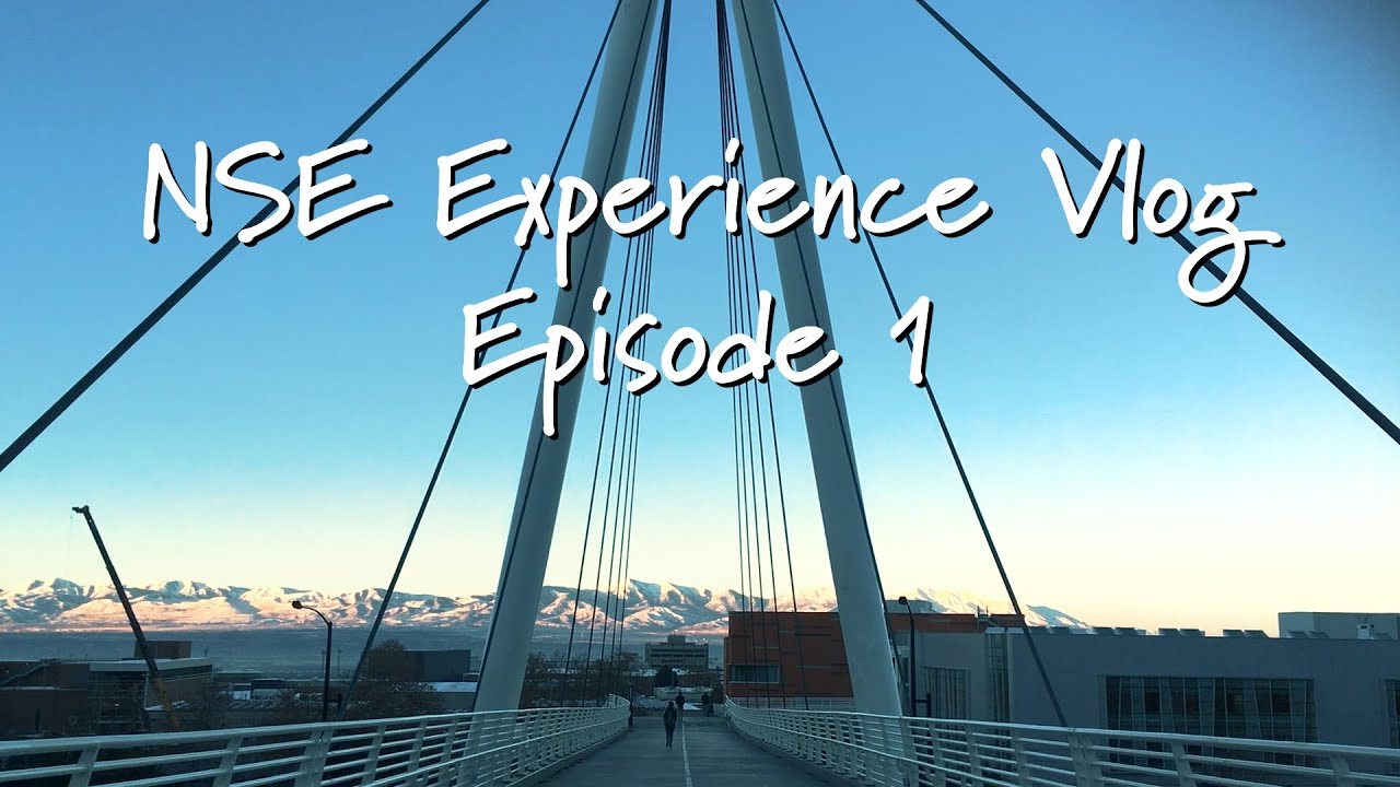 NSE Experience Vlog Video Preview
