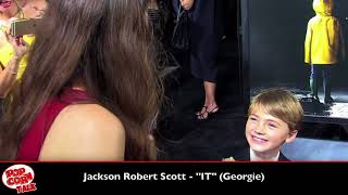 "Jackson Robert Scott (Georgie) - ""IT"" Premiere 2017"