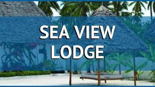 SEA VIEW LODGE 4* Танзания Занзибар обзор – отель СИ ВЬЮ ЛОДЖЕ 4* Занзибар видео обзор