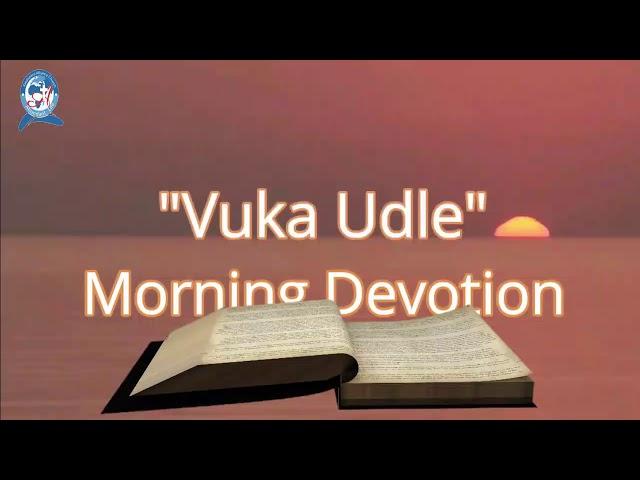 Thursday 11-03-2021 | Vuka Udle