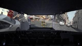 お台場のスクリーンXで、「ボヘミアンラプソディ」を観ました!