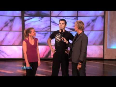Ellen's Amazing Audience Shows Off Hidden Talents