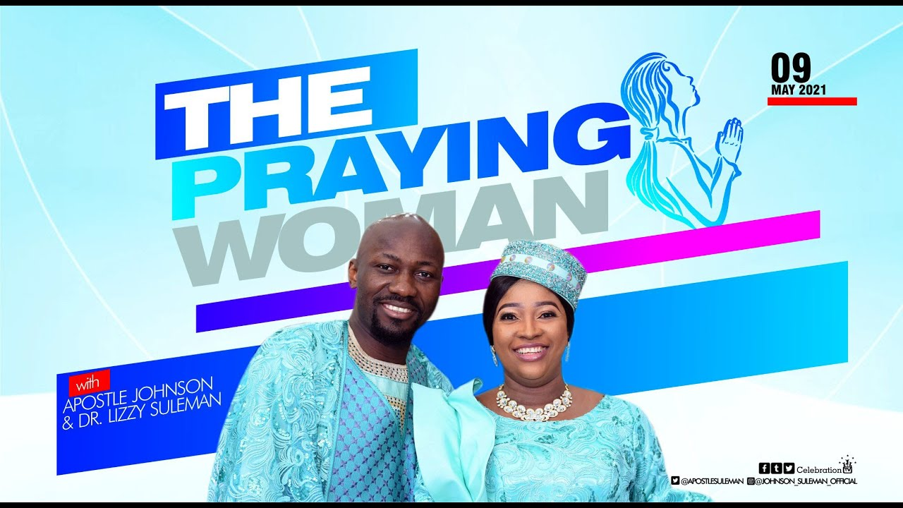 Sunday Live Service with Apostle Johnson Suleman 9 May 2021