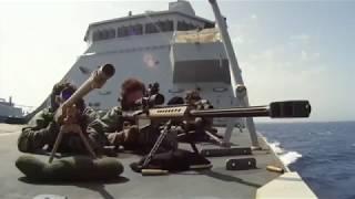 Расстрел сомалийских пиратов \ Military vs pirates