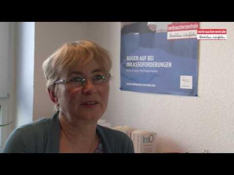 Fragen zu Inkasso? Verbraucherzentrale NRW hilft!