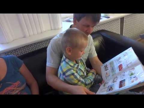 Видео о занятиях английского языка