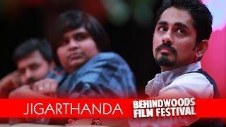 """""""Vijay Sethupathi was my 1st choice"""" - Karthik Subbaraj - Jigarthanda, Best Tamil movie at BFF 2015"""