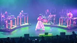 "The Dø ""Slippery Slope"" live @ Olympia de Paris 20/12/2015"