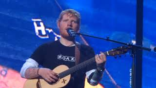 Ed Sheeran - I'm A Mess - Divide Tour, Friends Arena Stockholm, July 14th 2018
