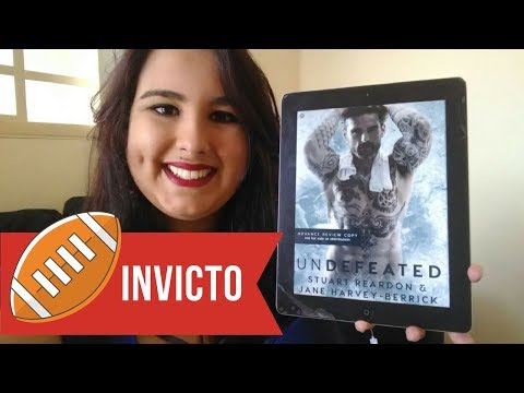 Resenha: Undefeated - Stuart Reardon & Jane Harvey-Berrick #ARC