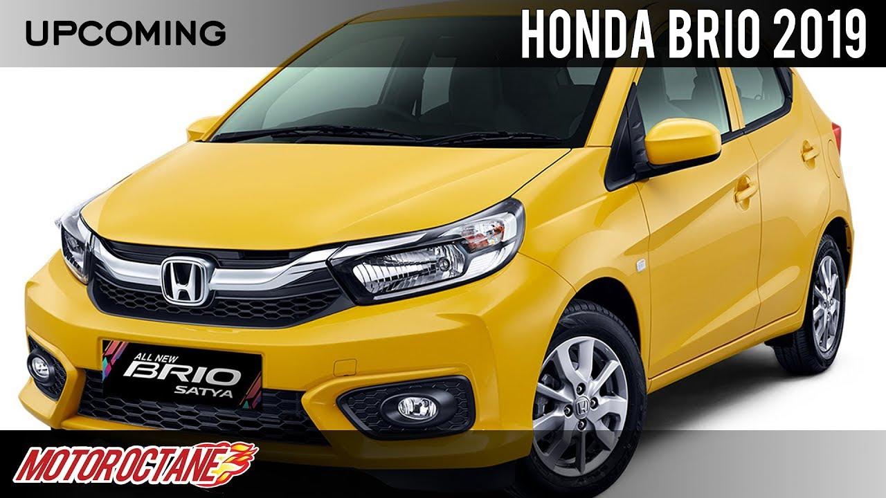 Motoroctane Youtube Video - Honda Brio 2019 | Rs 5 lakhs | Tata Tiago competition | MotorOctane