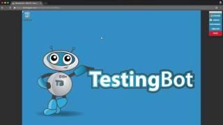 TestingBot video