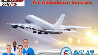 Get Private Air Ambulance Service in Jaipur or Kharagpur
