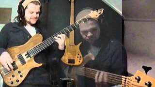 Dirty Loops Circus Bass Cover (with Solo)