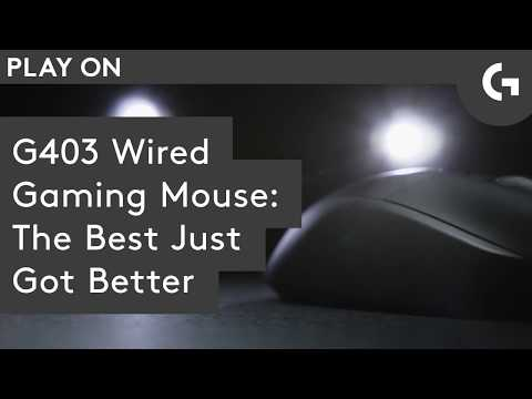 Мышь Logitech G403 Hero