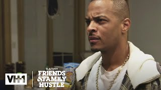TIP Crashes Domani's Party | T.I. & Tiny: Friends & Family Hustle
