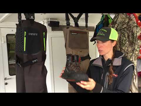 Glacier Guides Bear Hunting Wader Review