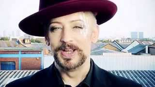 'Bigger Than War' - Boy George - (Track by Track)