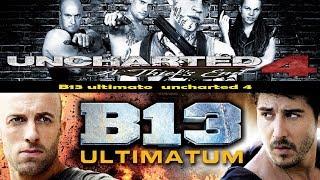 B13-13* DISTRITO ULTIMATO UNCHARTED 4 ¥¥