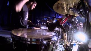 Zildjian On The Record - Dan Searle of Architects on Lost Forever//Lost Together - Playthrough