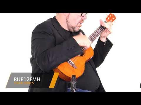 ORTEGA RUE12FMH Elektroakustické ukulele
