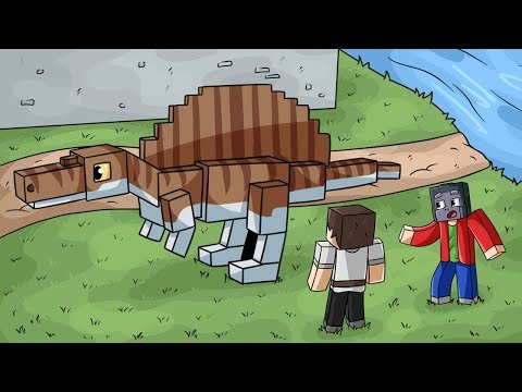 NEJVĚTŠÍ DINOSAURUS! (Minecraft Dinosauři #28)