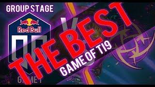 OG vs NIP GAME 1: Group Stage The International 2019