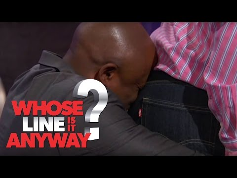 Živé kulisy: Mimozemská loď - Whose Line Is It Anyway?