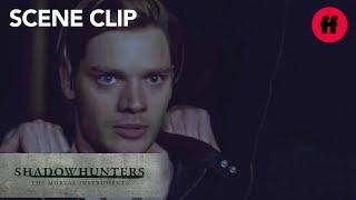 Shadowhunters | Season 2, Episode 20: Jace Saves Clary's Life