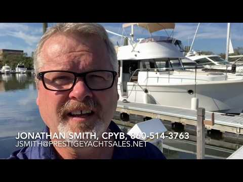 Beneteau Swift Trawler 34 video