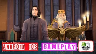Harry Potter: Hogwarts Mystery Android iOS Gameplay
