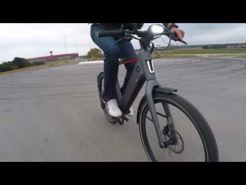 Hands On : STROMER ST2s 45 km/h Speed-Bike 500W GSM Touchscreen XTR Di2
