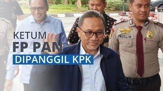 Setelah Diperiksa KPK, Zulkifli Hasan Sebut Kemenhut Tak Memberi Izin Alih Fungsi Hutan di Riau