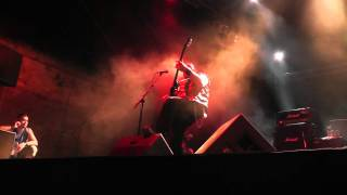 ANTI - NOWHERE LEAGUE - Nowhere Man. EXIT 2011, Explosive stage