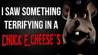 """I Saw Something Terrifying in a Chuck E. Cheese's"" Creepypasta"