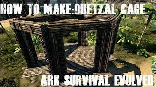 Ark survival evolved tapejara solo tame tapejara trap ark survival evolved how to make quetzal cage malvernweather Choice Image